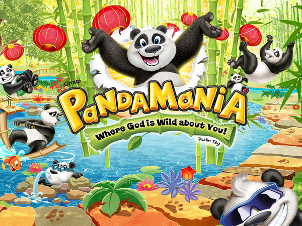 pandamania cd