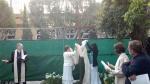 Unshrouding the cross