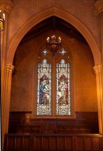 Chichester window