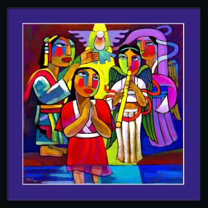 Baptism of Jesus He Qi